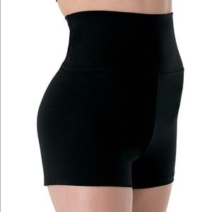 💜2 for 30$💜 Black Capezio High Waisted Shorts